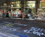 Rioters damage several businesses in another night of destruction in Portland, Oregon